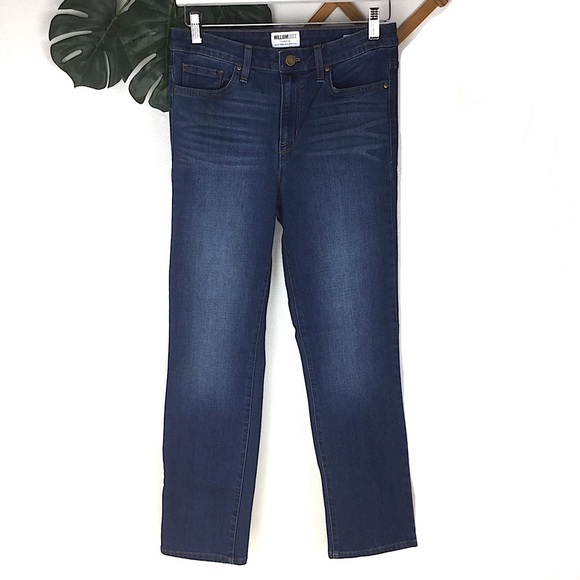 William Rast Denim - William Rast Slim Straight Blue Jeans Size 28